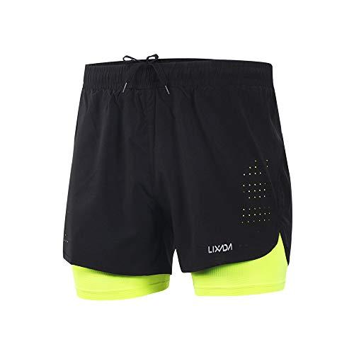 Pantalones Cortos con Amortiguación